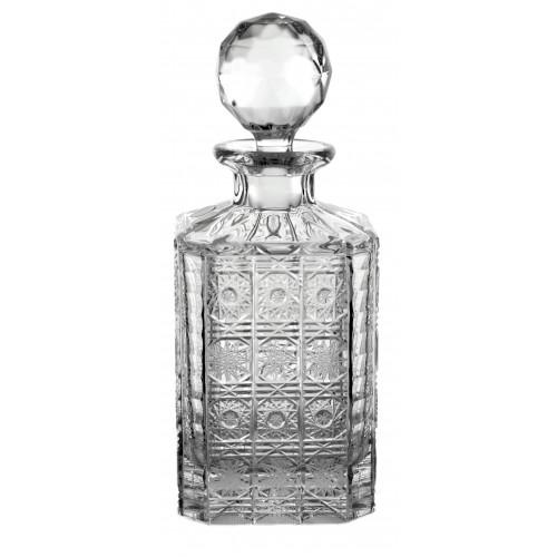 Crystal Bottle 500PK, color clear crystal, volume 800 ml
