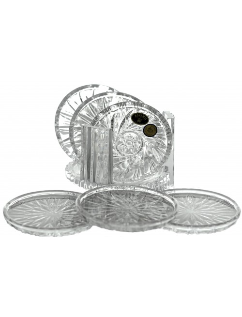 Crystal Set Plate 6+1, color clear crystal