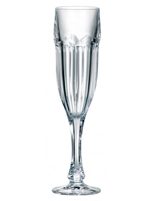 Crystal set wine glass Safari 6x, unleaded crystalite, volume 150 ml