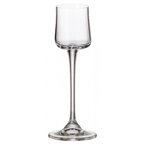 Crystal set wine glass Buteo 6x, unleaded crystalite, volume 60 ml