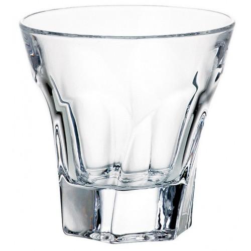 Crystal glass Apollo, unleaded crystalite, volume 230 ml