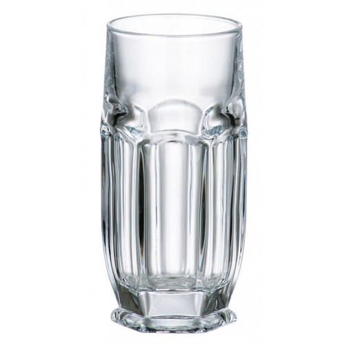 Crystal set glass Safari 6x, unleaded crystalite, volume 300 ml