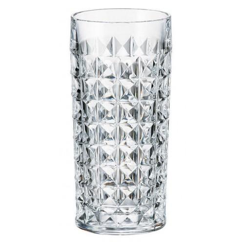 Crystal Glass Diamond, unleaded crystalite, volume 260 ml