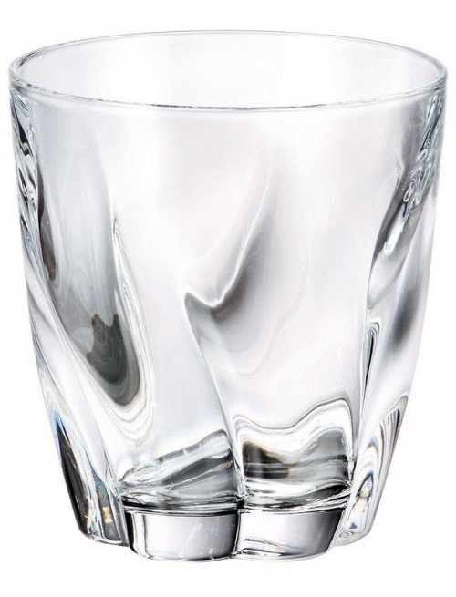 Crystal glass Barley, unleaded crystalite, volume 320 ml
