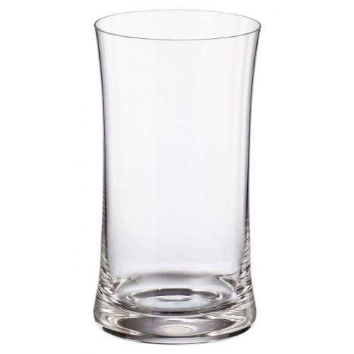 Crystal set glass Buteo 6x, unleaded crystalite, volume 500 ml