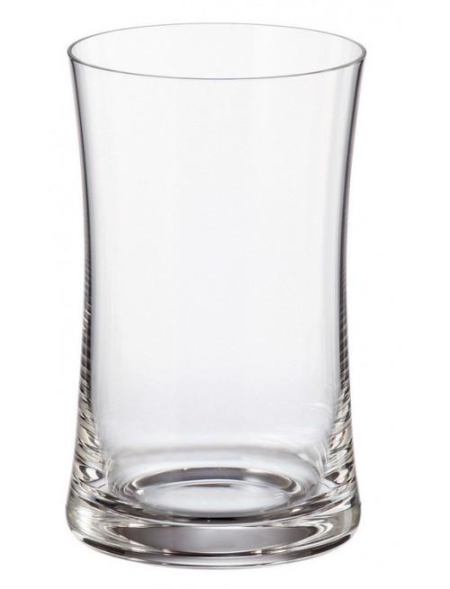 Crystal set glass Buteo 6x, unleaded crystalite, volume 420 ml