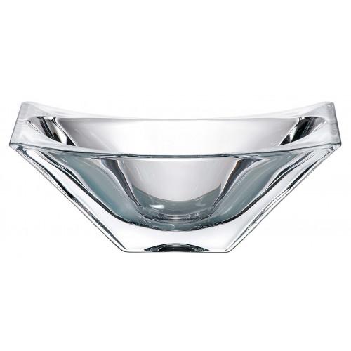 Crystal bowl Okinawa, unleaded crystalite, diameter 270 mm