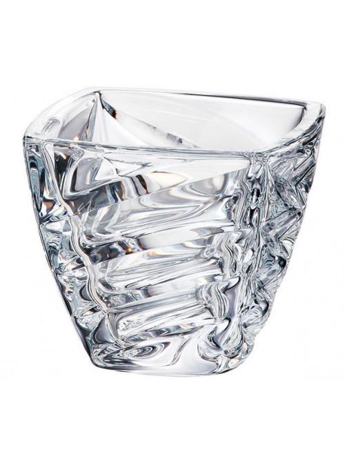 Crystal Bowl Facet, unleaded crystalite, diameter 180 mm