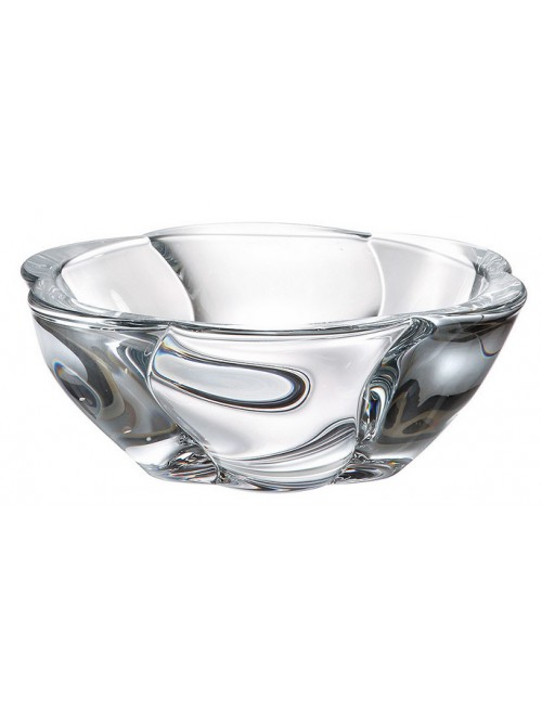 Crystal bowl Barley, unleaded crystalite, diameter 200 mm