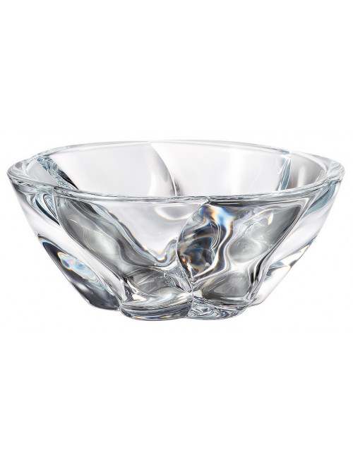 Crystal bowl Barley, unleaded crystalite, diameter 280 mm