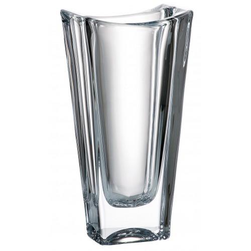 Crystal Vase Okinawa, unleaded crystalite, height 300 mm