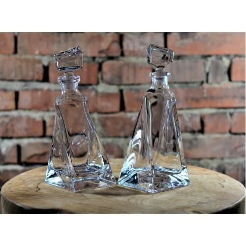 Crystal set bottles Lovers 1+1