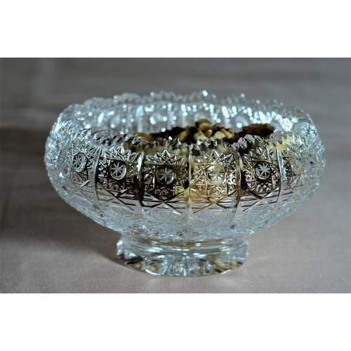Crystal bowl 500PK, color clear crystal, diameter 205 mm