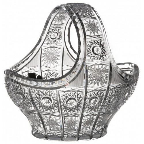 Crystal Basket 500PK, color clear crystal, diameter 200 mm