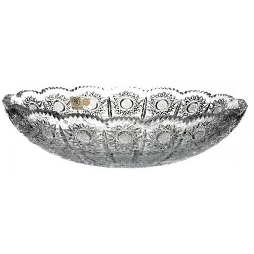 Crystal bowl 500PK, color clear crystal, diameter 310 mm