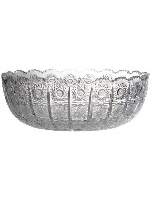 Crystal Bowl 500PK I, color clear crystal, diameter 255 mm