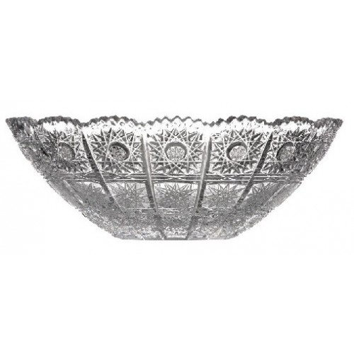 Crystal bowl 500PK, color clear crystal, diameter 280 mm