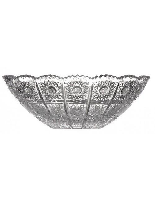 Crystal bowl 500PK, color clear crystal, diameter 280 mm