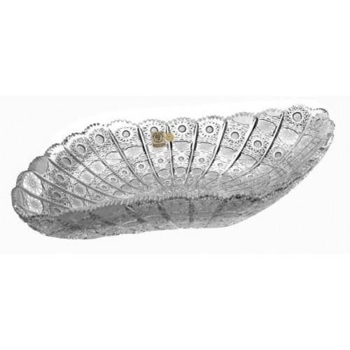 Crystal bowl 500PK, color clear crystal, diameter 455 mm
