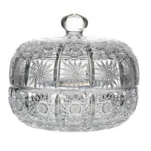 Crystal Box 500PK, color clear crystal, height 155 mm
