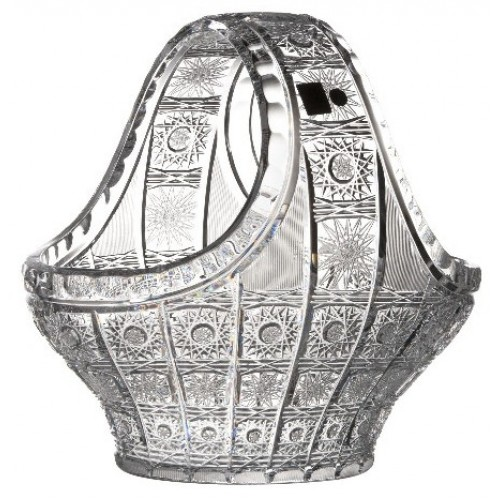 Crystal basket 500PK, color clear crystal, diameter 300 mm