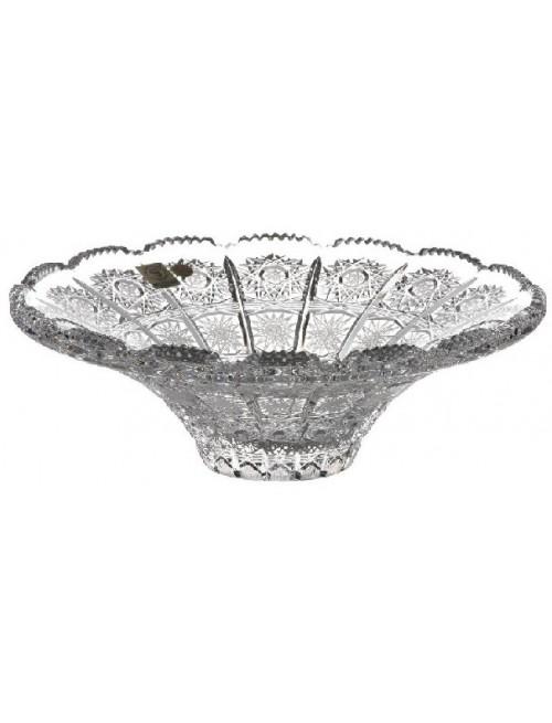 Crystal bowl 500PK, color clear crystal, diameter 255 mm