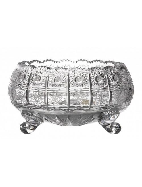 Crystal Bowl 500PK II, color clear crystal, diameter 205 mm