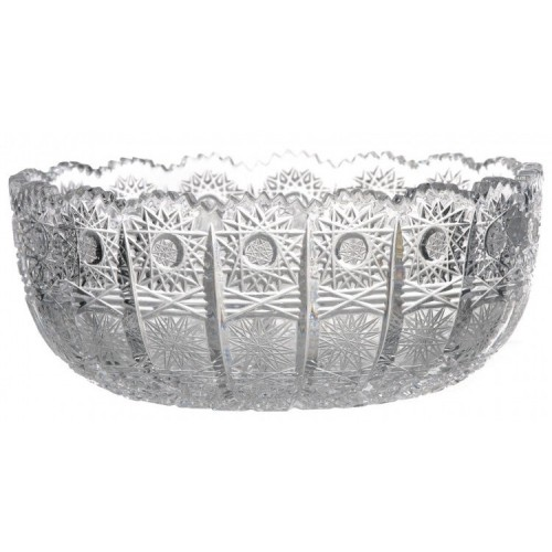 Crystal Bowl 500PK, color clear crystal, diameter 180 mm