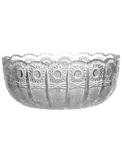 Crystal Bowl 500PK, color clear crystal, diameter 180 mm