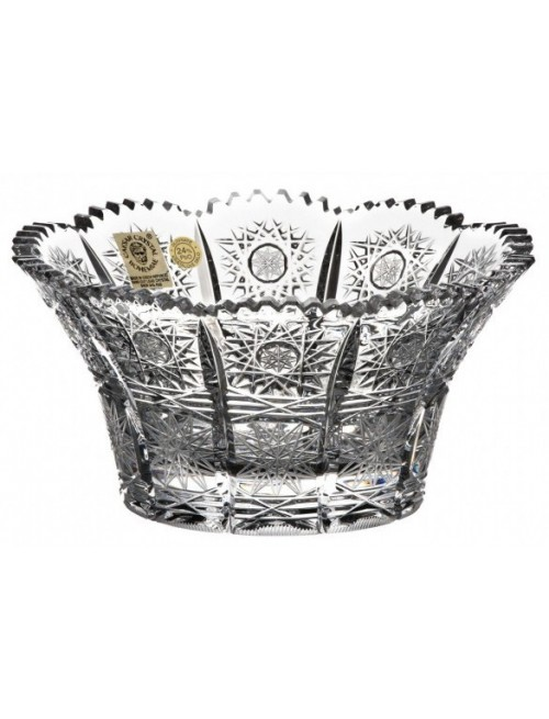 Crystal Bowl 500PK I, color clear crystal, diameter 155 mm