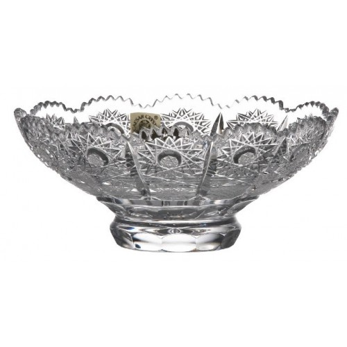 Crystal bowl 500PK, color clear crystal, diameter 130 mm