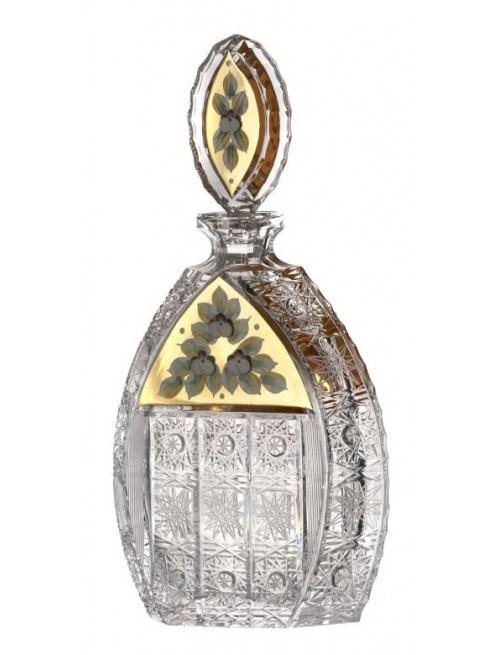 Crystal Bottle enamel, color clear crystal, volume 600 ml