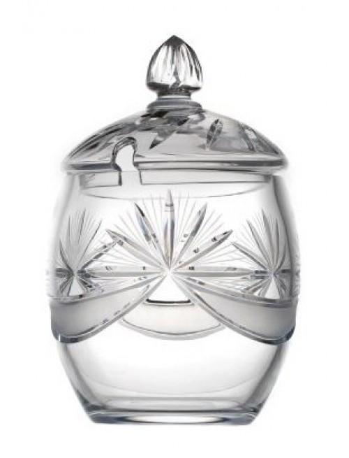 Crystal Bowl Bow, color clear crystal, volume 530 ml