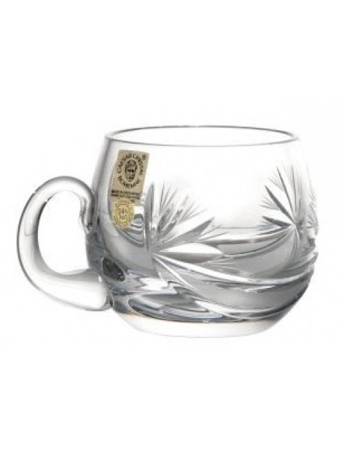 Crystal Cup Bow, color clear crystal, volume 160 ml