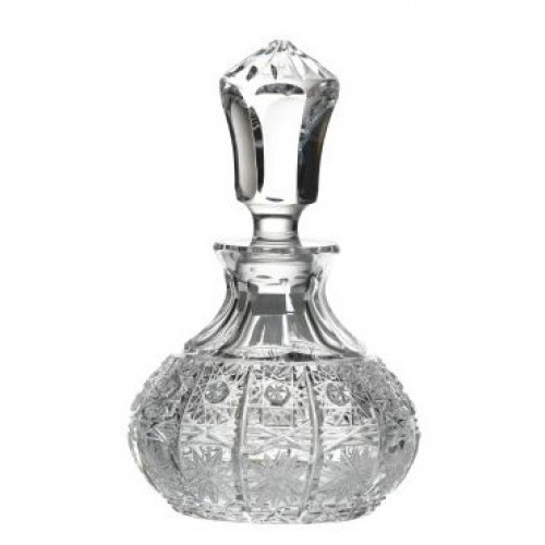 Crystal perfume bottle 500PK, color clear crystal, volume 130 ml
