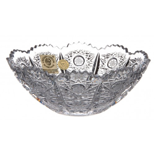 Crystal bowl 500PK, color clear crystal, diameter 116 mm