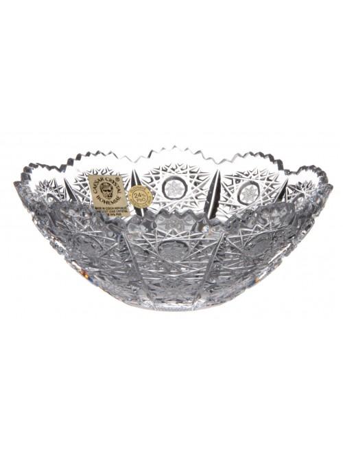 Crystal bowl 500PK, color clear crystal, diameter 116 mm