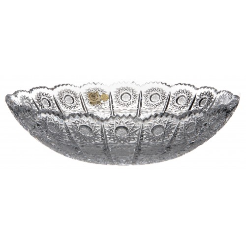 Crystal bowl 500PK, color clear crystal, diameter 255 mm