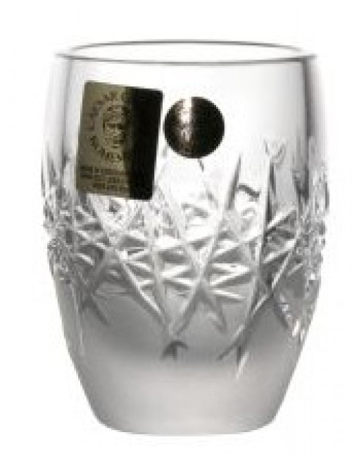 Crystal shot glass Hoarfrost, color clear crystal, volume 50 ml