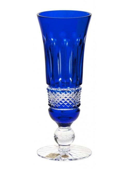 Crystal Flute Tomy, color blue, volume 150 ml
