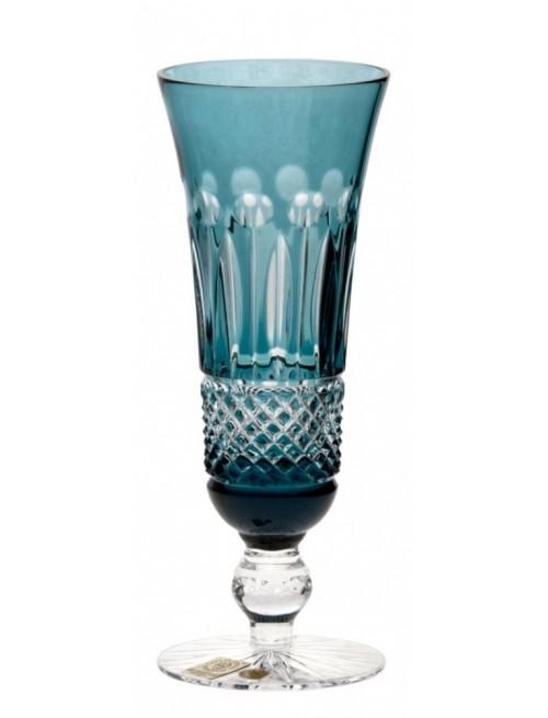 Crystal Flute Tomy, color azure, volume 150 ml