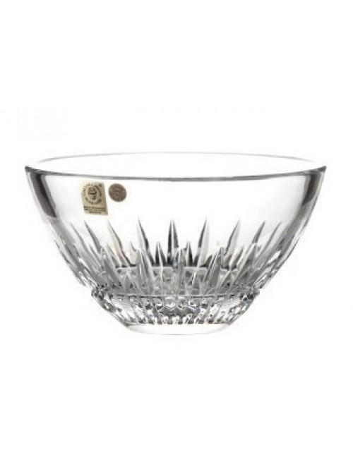 Crystal Bowl Thorn , color clear crystal, diameter 155 mm