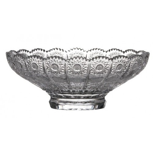 Crystal bowl 500PK, color clear crystal, diameter 250 mm