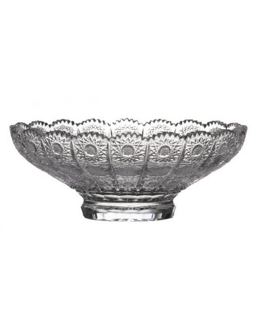 Crystal bowl 500PK, color clear crystal, diameter 250 mm