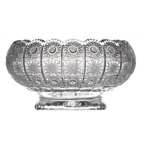 Crystal bowl 500PK, color clear crystal, diameter 260 mm