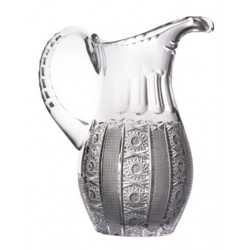 Crystal Pitcher Iris, color clear crystal, volume 1500 ml