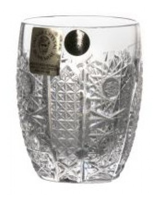 Crystal shot glass Iris, color clear glass, volume 50 ml