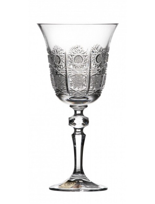 Crystal Wine Glass Laura, color clear crystal, volume 220 ml