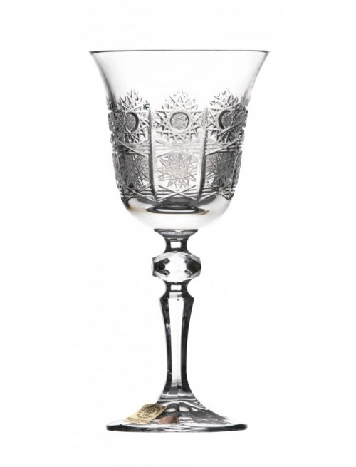Crystal Wine Glass Laura, color clear crystal, volume 170 ml
