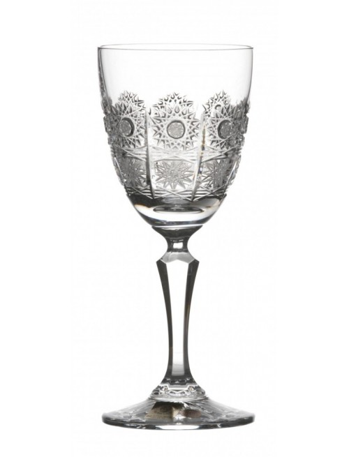 Crystal Wine Glass Chamberly, color clear crystal, volume 170 ml